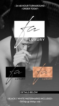 Luxury Branding Unique Logo Design, Initials Logo, Rectangle Logo, Signature Initials Logo, Cursive Modern Logo, Rose Gold Logo MUA Branding I will customize this beautiful logo with your name and/or business name, tagline(optional), and colors. Add to cart, and lets get started on