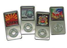 PORTA SIGARETTE iPOD 8 VERSIONI. Porta sigarette in latta a forma di ipod, in 8 varianti di colore.
