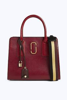73ffa68eb54 MARC JACOBS 2017-18AW A4 Plain Leather Elegant Style Handbags ( M0012558)