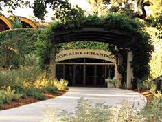 Domaine Chandon in Napa. Can't wait to visit!