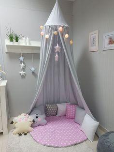 spielerische Zelte für Kinder baldachin | DIY kinderzimmer ...