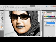 photoshop cs help changing black and white to color