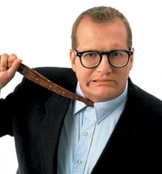 "Famous People Who Used To Be Homeless: Drew Carey lived out of his car for 18 months while trying to earn a spot on ""The Tonight Show with Johnny Carson."""