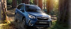 Subaru Forester 2016 - Subaru.autobond.cz