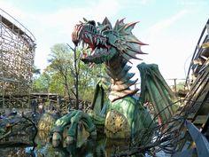 Joris en de Draak(St. George and the Dragon) | Efteling | Netherlands