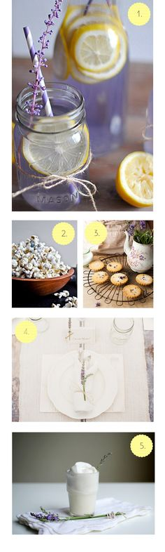 Pins: lavender