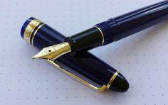 Sailor 1911 Standard Music Nib Review — The Pen Addict