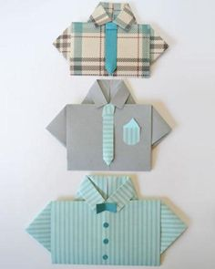 Need Father's Day card ideas? Get step-by-step instructions for making a Father's Day shirt card.