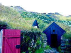 Skógar, Iceland