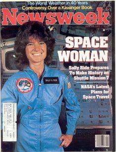 RIP Sally Ride July 23, 2012