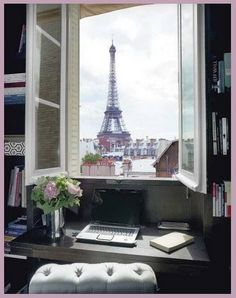 I would love to go to Paris! Shopping and seeing the tower.