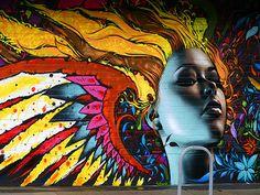 50 Most Beautiful Graffiti Artworks | Web Design Burn