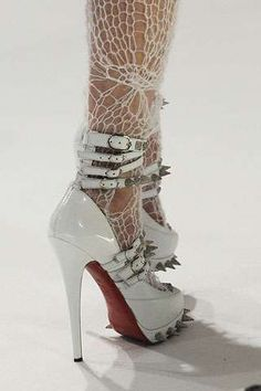 66 Glamorous Christian Louboutin Shoes - From Googly-Eyed Heels to Lavender Lace Sneakers