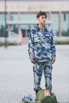 Zitao is in a chinese army program now with other famous chinese actors now, it is good to see how good he is in China Qingdao, Kyungsoo, Chanyeol, Panda Bebe, Tao Exo, Huang Zi Tao, Hip Hop And R&b, Kung Fu Panda, Exo Members