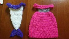 Crochet dolls clothing ideas