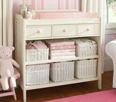 Decoración habitación bebe niña | Decoración y bebés | Pinterest ...