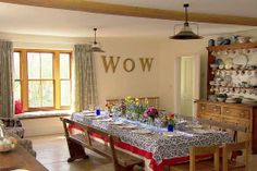 """I love Kirstie Allsop's Meadowgate Cottage.  I would like to rent it for my next """"Big Birthday"""" ..."""