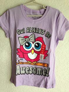 Short sleeve Girls Shirt size 6/6x #Everyday