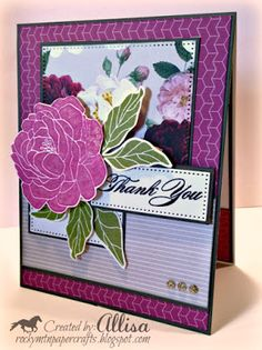 Rocky Mountain Paper Crafts: Mojo Monday #495