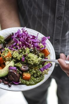 Skinny quinoa bowls