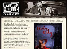 Film Noir Foundation...