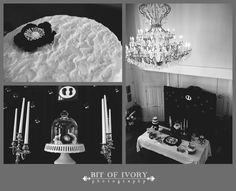 Coco Chanel inspired wedding shoot (Orchestrated Stylized Shoots)