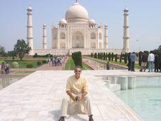 Taj Mahal in India! #India #architecture #travel #Tajmahal
