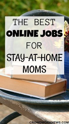 Are you a stay-at-home mom looking for good work from home jobs or home businesses? Click through to check out this list of work at home jobs which are quite flexible and very suitable for stay-at-home moms.