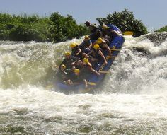 Rivers in Uganda | White Water Rafting: 5 Amazing Locations around the Globe : Discovery ...
