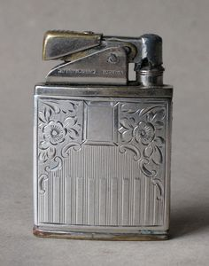 vintage ww2 lighter. giovanna rienzi #666missingitems #666parkavenue #666parkave