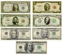 Curiosidades del dólar americano