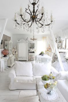 Heavens rosé Cottage: Vorbereitung auf dem großen Tag
