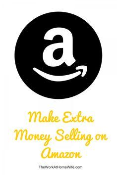 Make Extra Money Selling on Amazon