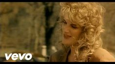 Trisha Yearwood - She's In Love With The Boy | I used to belt this in the backseat of my mom's '88 VW Fox, and I still do in my car!!!