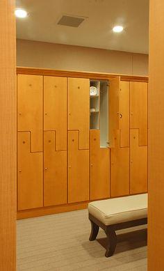 Hotel lockers, Dallas Spa Locker Room Lockers, Resort Lockers, Health Spa Lockers