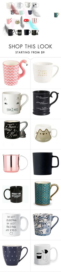 """mug"" by amani-haouas on Polyvore featuring interior, interiors, interior design, maison, home decor, interior decorating, Ziggy, Donna Wilson, Pier 1 Imports et Once Upon a Time"