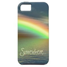 Over the Rainbow iPhone 5/5S Covers