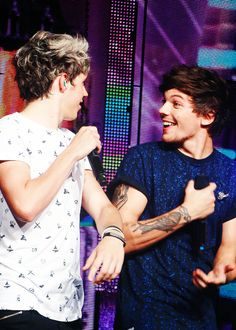 One Direction | Niall Horan, Louis Tomlinson