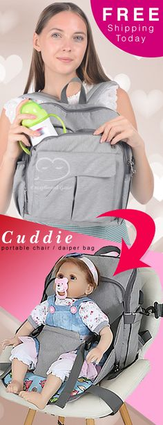 Functional and very useful prefect for traveling with a baby.