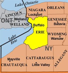Living in Erie County | Erie County (New York) Government Home Page