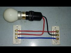 Electrical Panel Wiring, Electrical Circuit Diagram, Electrical Projects, Engineering Tools, Electronic Engineering, Electrical Engineering, Metal Art Projects, Diy Home Decor Projects, Electronics Basics