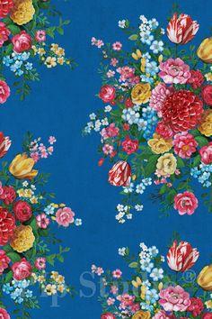 PiP Dutch Painters   Dark Blue Wallpaper   PiP Studio ©