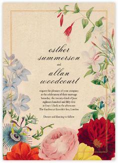 Spring Medley (Invitation) - Paperless Post