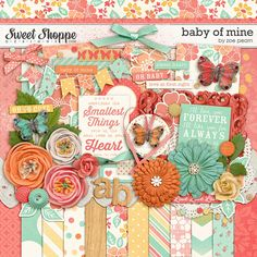 Baby Of Mine by Zoe Pearn