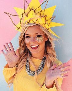 Bright Sun Halloween costume