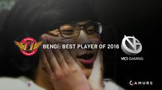 """Bengi: Best Player of 2016"" - Adam Newell https://gamurs.com/articles/bengi-best-player-of-2016 #games #LeagueOfLegends #esports #lol #riot #Worlds #gaming"