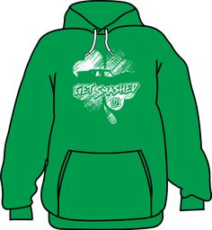 ST. PATTY'S DAY GET SMASHED HOODIE - Derbytees.com