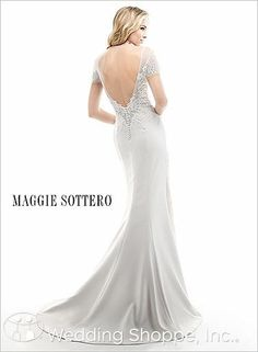 Bridal Gowns Maggie Sottero  Tatianna Bridal Gown Image 2