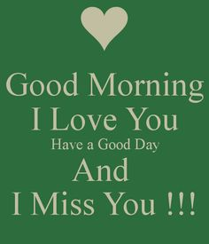 Good Morning I Love You Quotes Morning Babe  I Hope Some Of Your Stress Has Eased Away And You