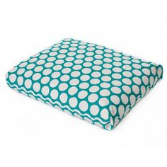 Square Bed Dandie L Turquoise, $125, now featured on Fab.